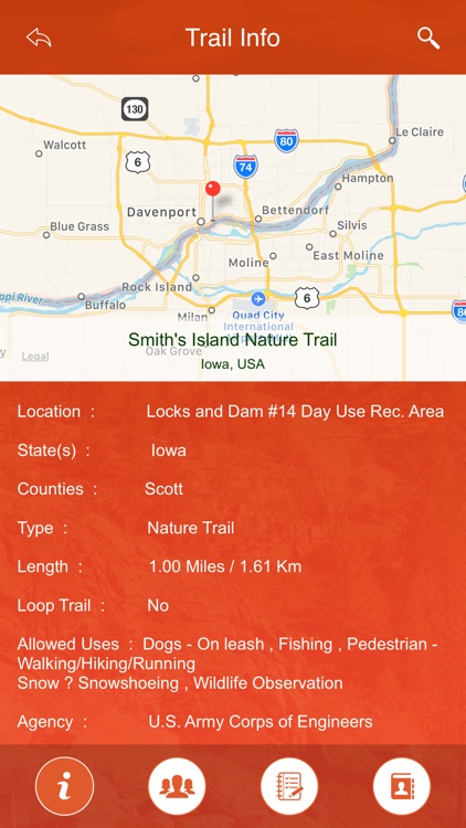 Iowa State Parks & Trails screenshot-3