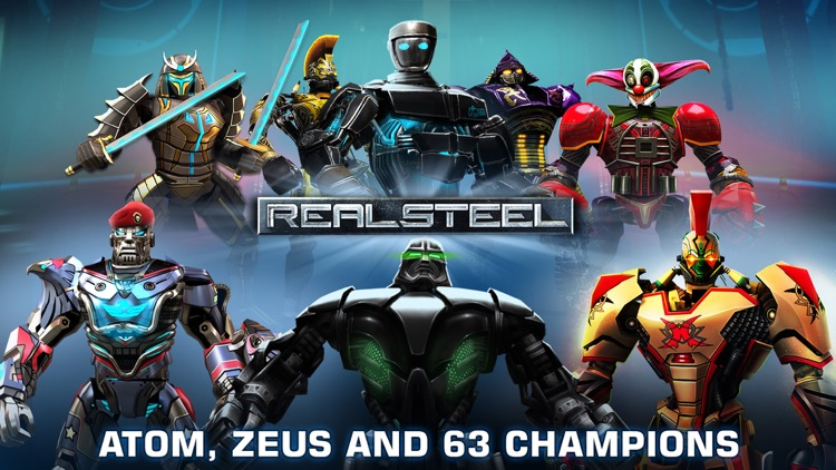 Real Steel screenshot-0