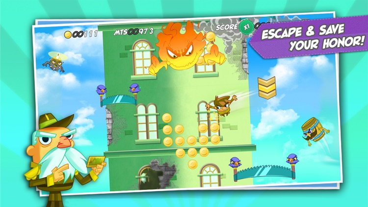 Sky Hero ® screenshot-1