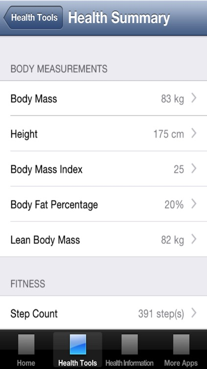BMI Calculator - Body Mass Index Calculation App screenshot-3