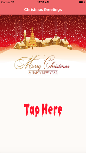 100+ Christmas Greetings Cards-Happy new year wish on the App Store