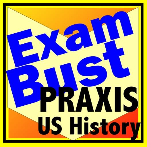 Praxis II US History Prep Flashcards Exambusters