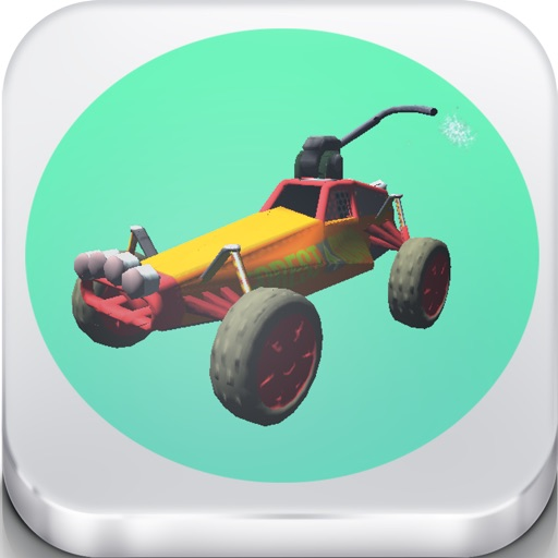 Buggy Fire Fighter Simulator