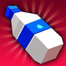 Big Bang Bottle Flip - New Racing Challenge !