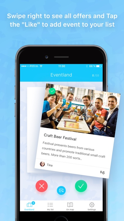 Eventland-where to+ top events