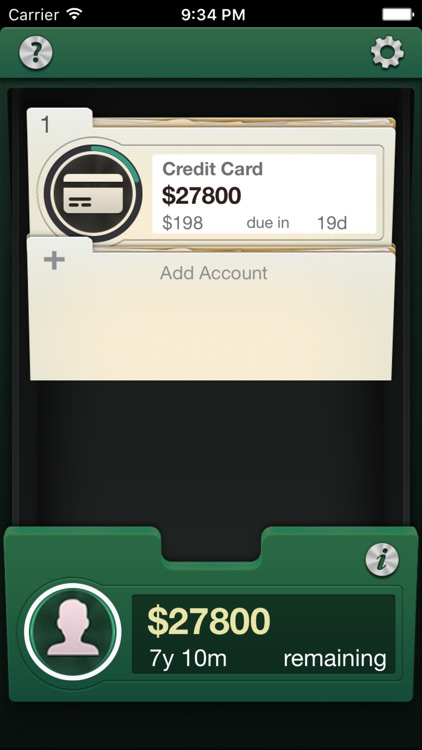 Pay Off Your Debt (POYD) With Debt Snowball Method screenshot-3