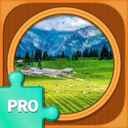 Real Jigsaw Puzzles PRO: Brain Training Jigsaws