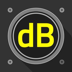 dB Decibel Meter Pro - noise level measurment tool