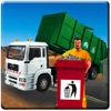 越野垃圾车模拟:清理城市回收垃圾