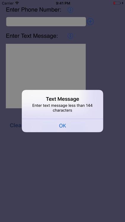 SMS Cuba - Send SMS to Cuba screenshot-3