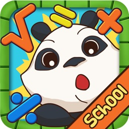 Math Run: Panda Chase - School Edition