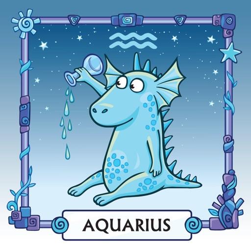 Fun Zodiac Astrology Sticker Pack