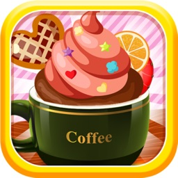 Chocolate And Coffee Maker Cooking Games
