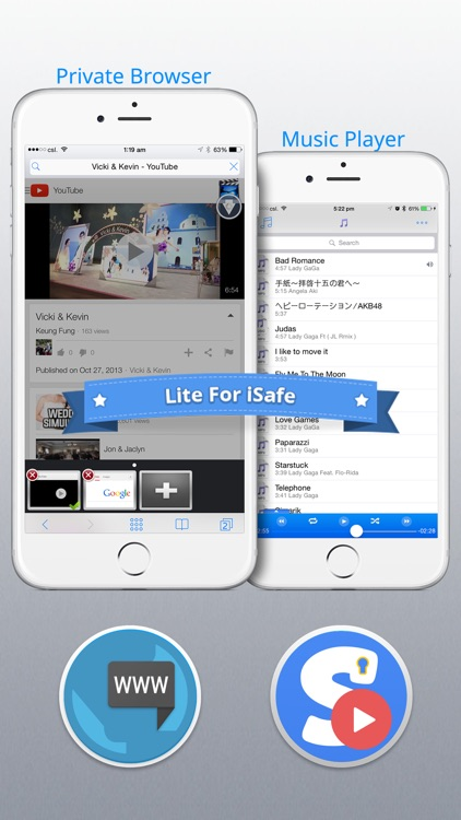 Lite for iSafe screenshot-3