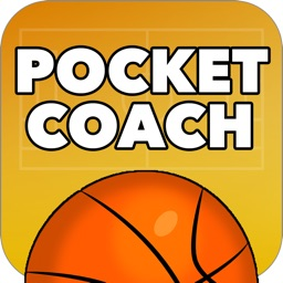 Pocket Coach for Basketball: Custom tactic maker