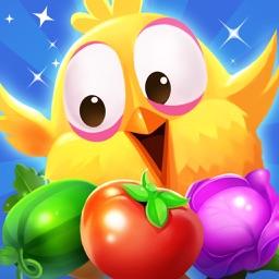 Fruit Jam -Match 3 toon