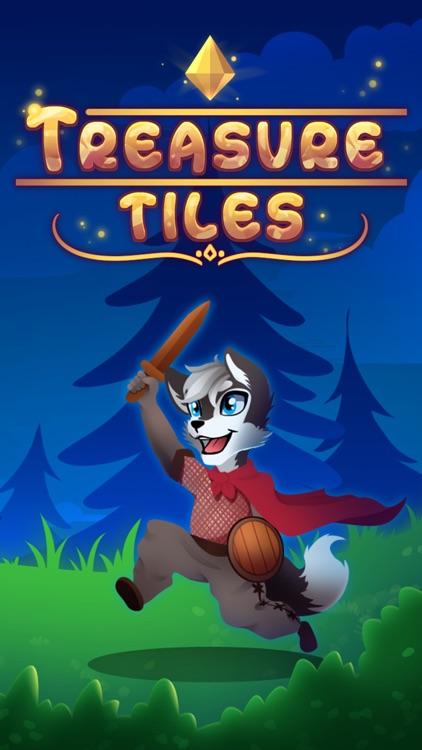 Treasure Tiles: Match 3 Gems Puzzle Game screenshot-4