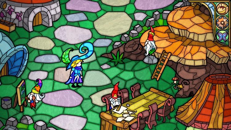 Little Briar Rose screenshot-0