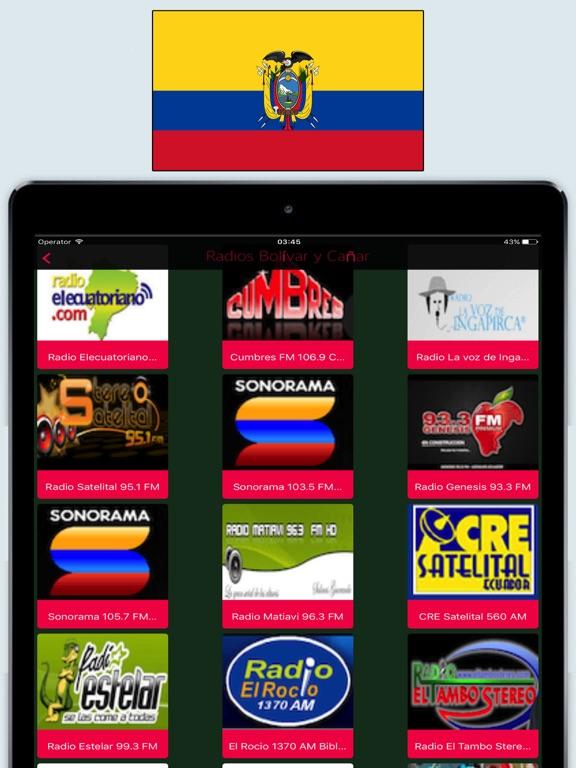 Radios Ecuador FM AM / Radio Stations Online Live   App Price Drops