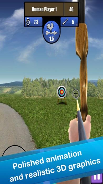 Fast Shoot Archery Real screenshot two