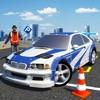 多级停车场:驾驶学校游戏 Multi-storey valet parking game