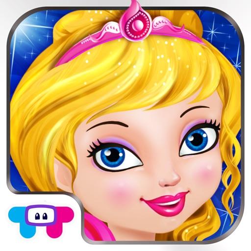 Tiny Princess Thumbelina - Dress Up & Makeup