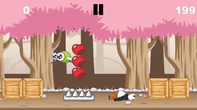 Jungle Little Panda Run screenshot two
