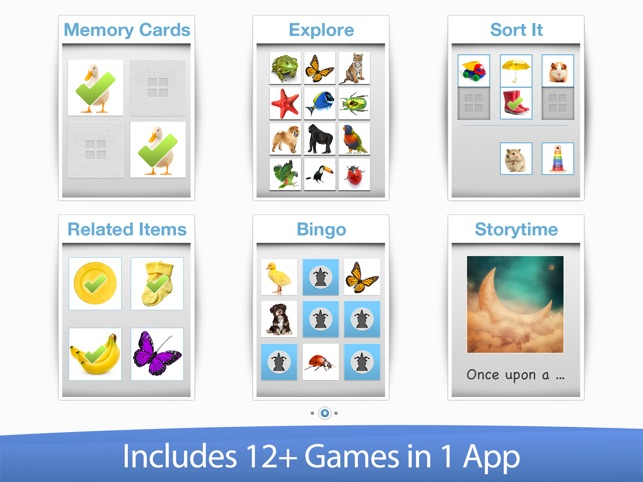 Preschool Games Endless Kindergarten App for Kids Screenshot