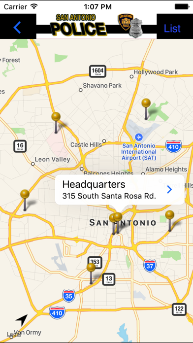 San Antonio Police and Fire | App Price Drops