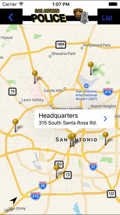 San Antonio Police and Fire screenshot-3