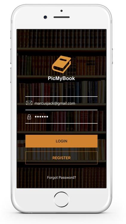 PicMyBook