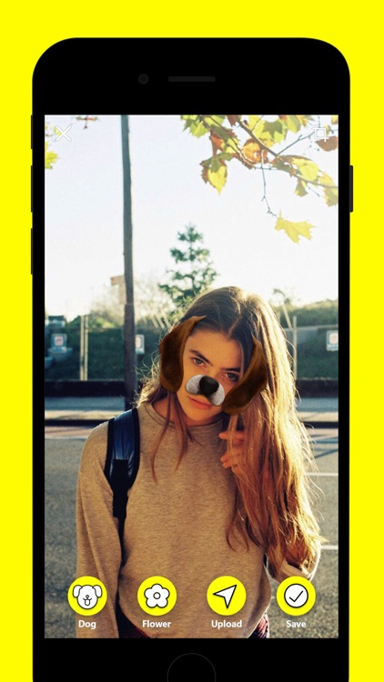 Dogenses - Dog Face Lenses App