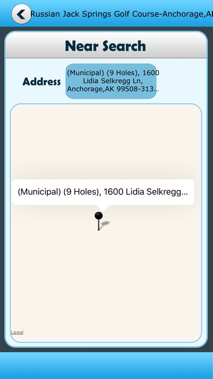 Best App For Golf Courses Locations screenshot-3
