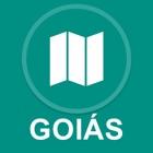 Goias, Brasilien : Offline-GPS-Navigation icon