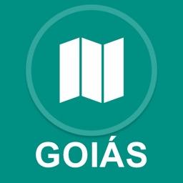 Goias, Brazil : Offline GPS Navigation