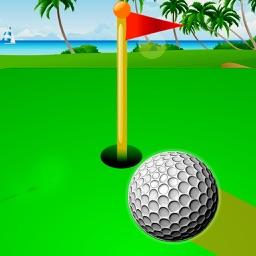 Pro Golf Club - Champion stars on Retro Course