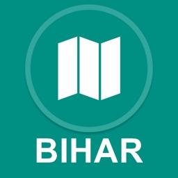 Bihar, India : Offline GPS Navigation