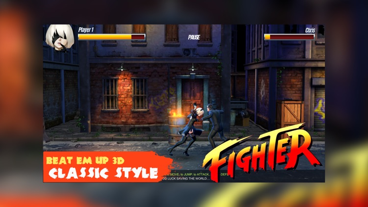 King Of Streets : Brutal Fight screenshot-4