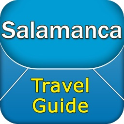 Salamanca Offline Map City Guide
