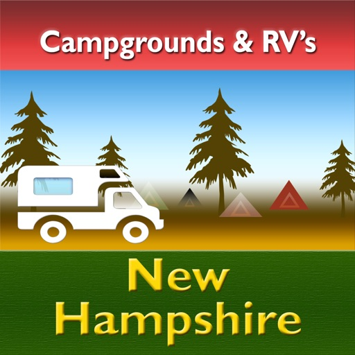 New Hampshire – Camping & RV spots