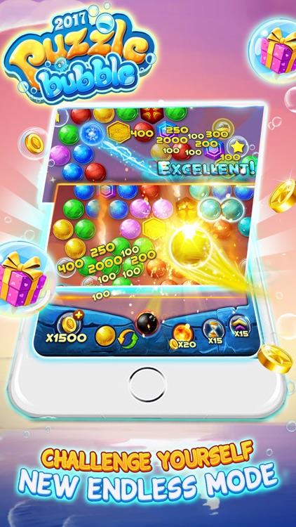 Pop Bubble Crush;Witch shooter screenshot-4