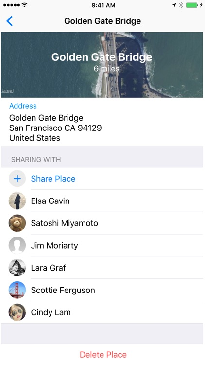 Kin - Family and Friends Map Locator App screenshot-3