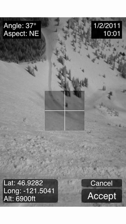 Ullr's Mobile Avalanche Safety Tools