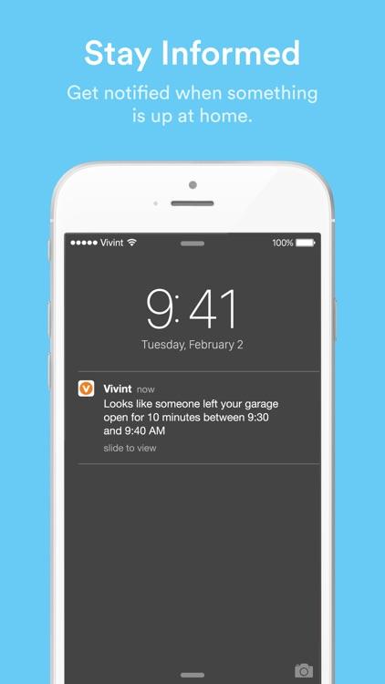 Vivint Smart Home screenshot-3