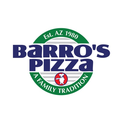Barro's Pizza iOS App