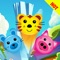 Pet Pop Mania is simple and challenging casual game with cute pets