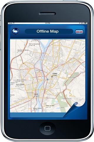 London United Kingdom - Offline Travel Maps - náhled