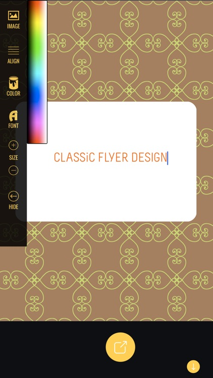 Vintage Flyer Maker Pro screenshot-2