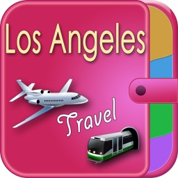Los Angeles Offline Map Travel Explorer