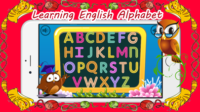 ABC Letter Tracing Writing Practice for Preschool screenshot two